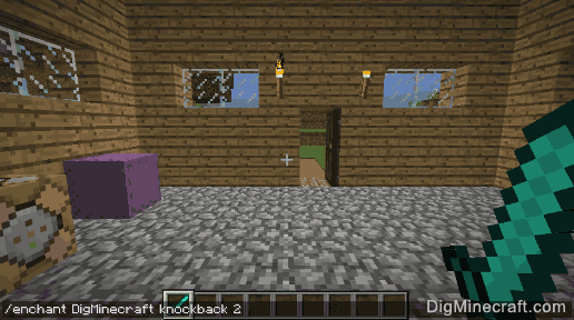 How To Use The Enchant Command In Minecraft