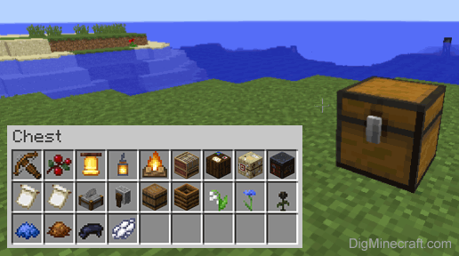 Prefilled Chest Generator (Java Edition 1 14)