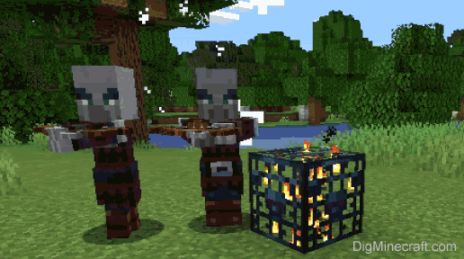 Monster Spawner Generator (Java Edition 1 14)