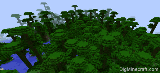 Jungle Temple In Minecraft